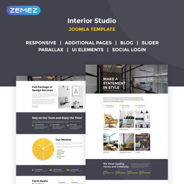 Website Template № 68826