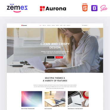 Website Template № 68859