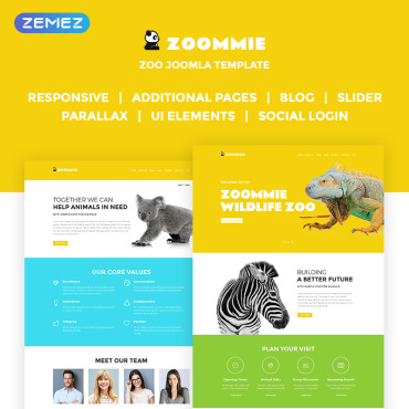 Website Template № 68897