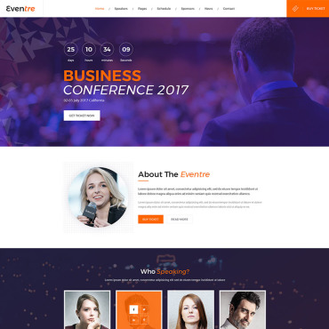 Website Template № 69017