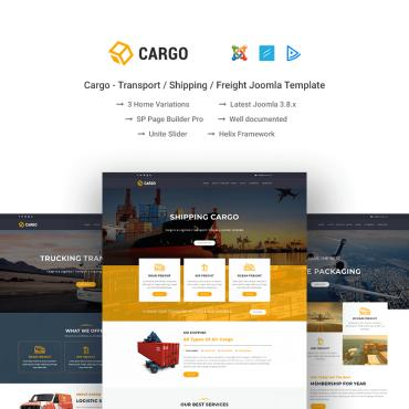 Website Template № 69018
