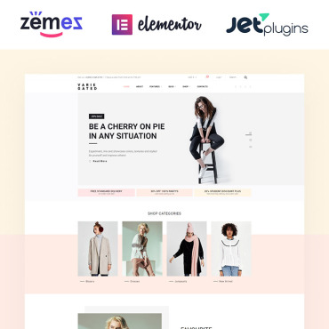 Website Template № 69021