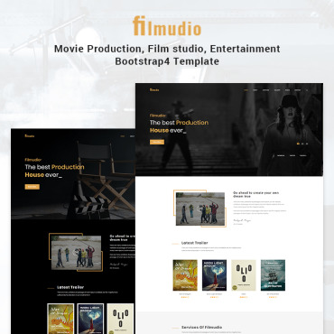 Website Template № 69542