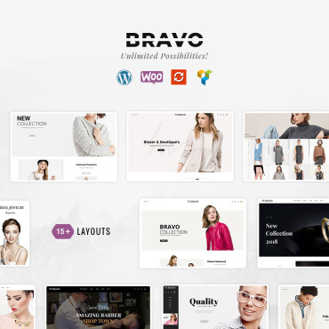 Website Template № 69545