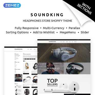 Template Electronice Shopify #69562