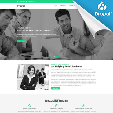 Website Template № 69677