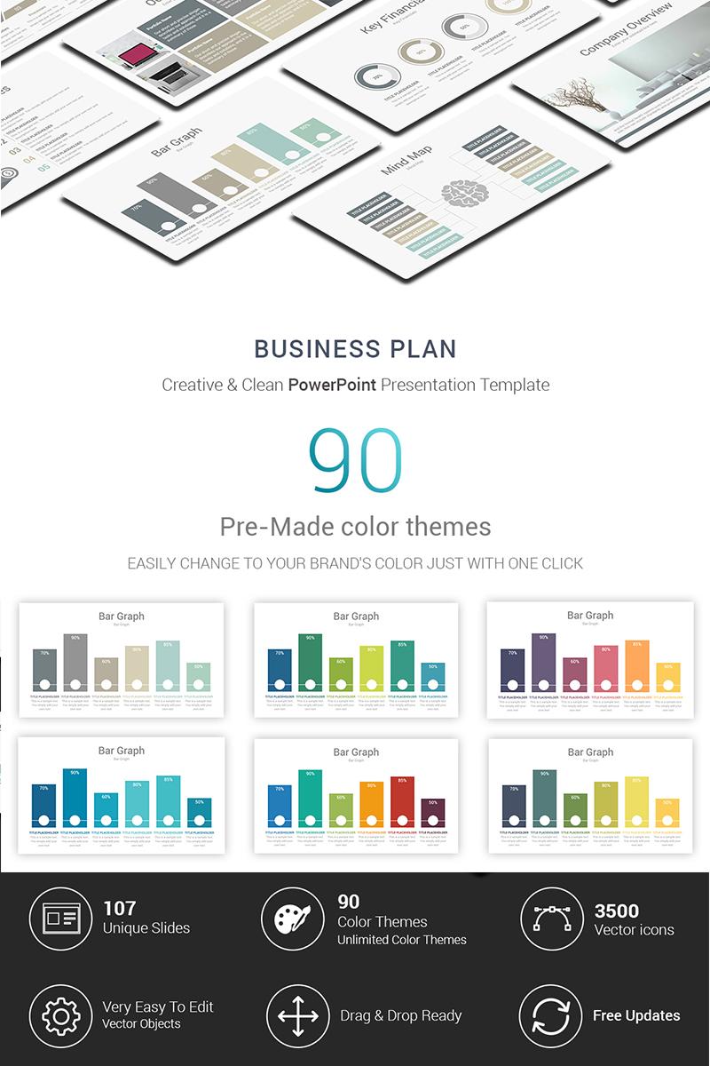 Business Plan PowerPoint Presentation Template PowerPoint Template