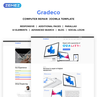 Website Template № 69812