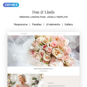 Website Template № 69863