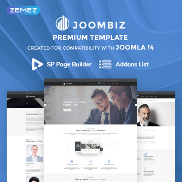 Website Template № 69909