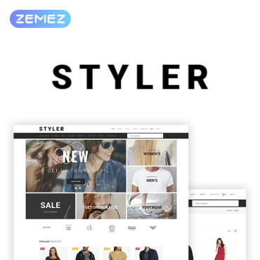 Website Template № 69932
