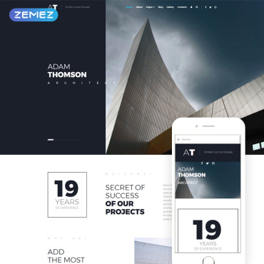 Website Template № 70002