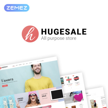 Website Template № 70085