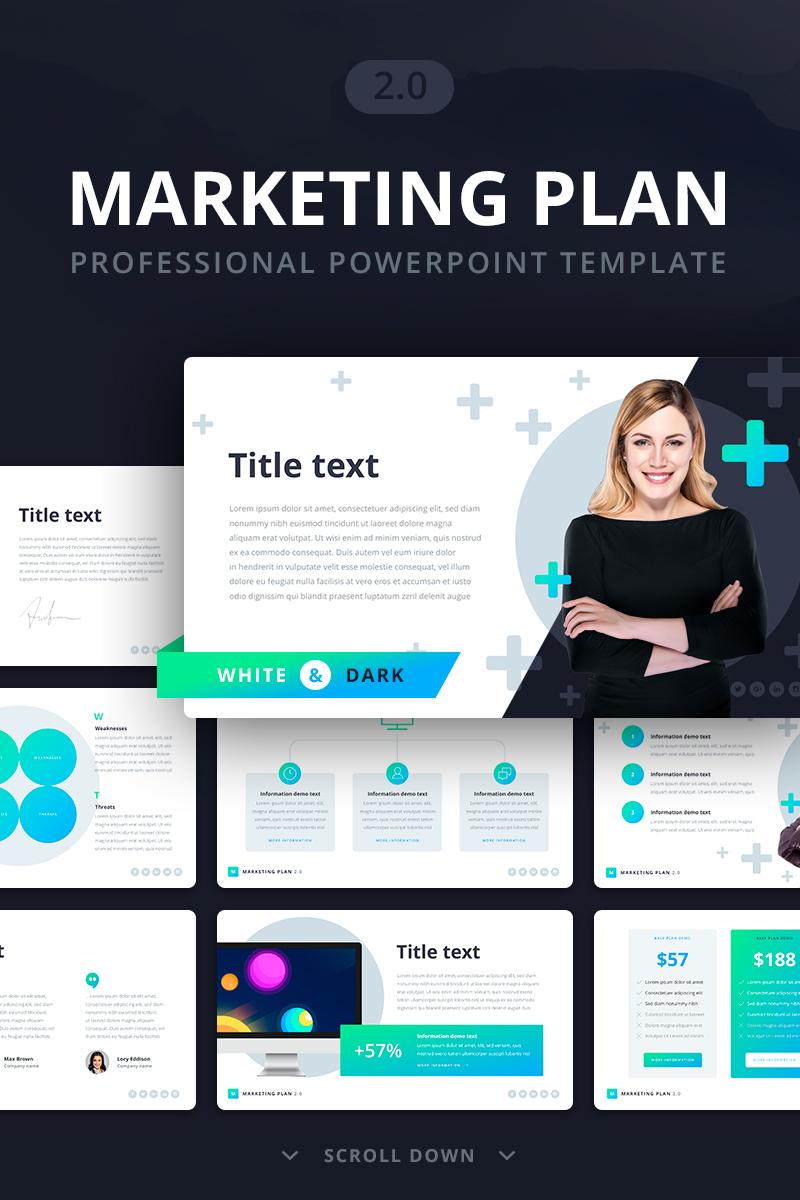 Marketing Plan 2.0 PowerPoint Template