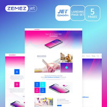 Template Afaceri Elementor Kits #70183