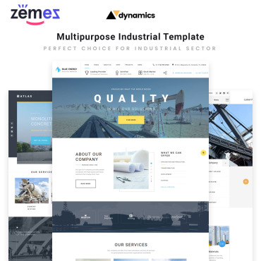Website Template № 70384