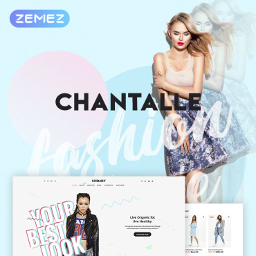 Website Template № 70394