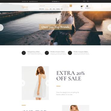 Website Template № 70416