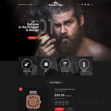Website Template № 70579
