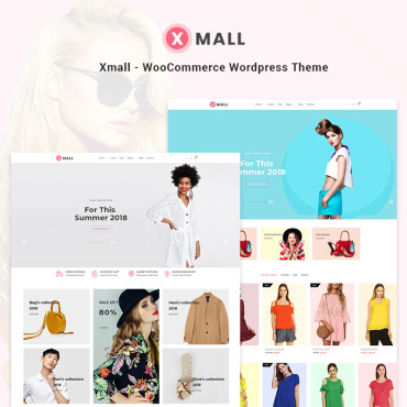 Template Modă WooCommerce #70632