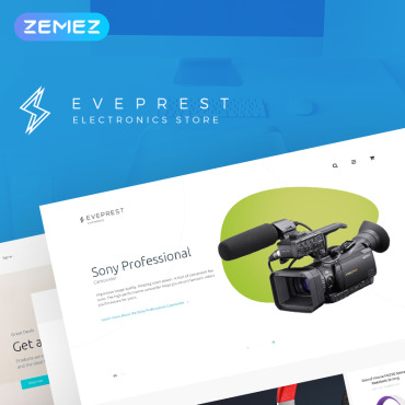 Website Template № 70643