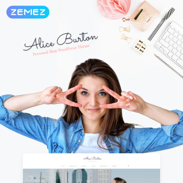 Website Template № 70648