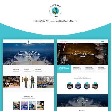 Website Template № 70667