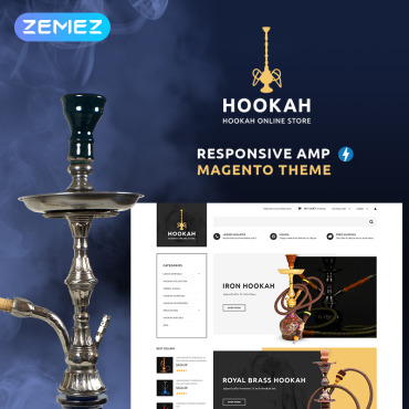 Website Template № 70673