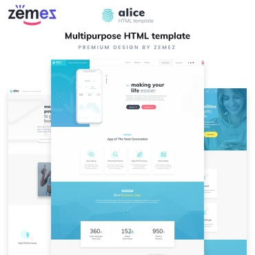 Template Software HTML, JS şi CSS #70682
