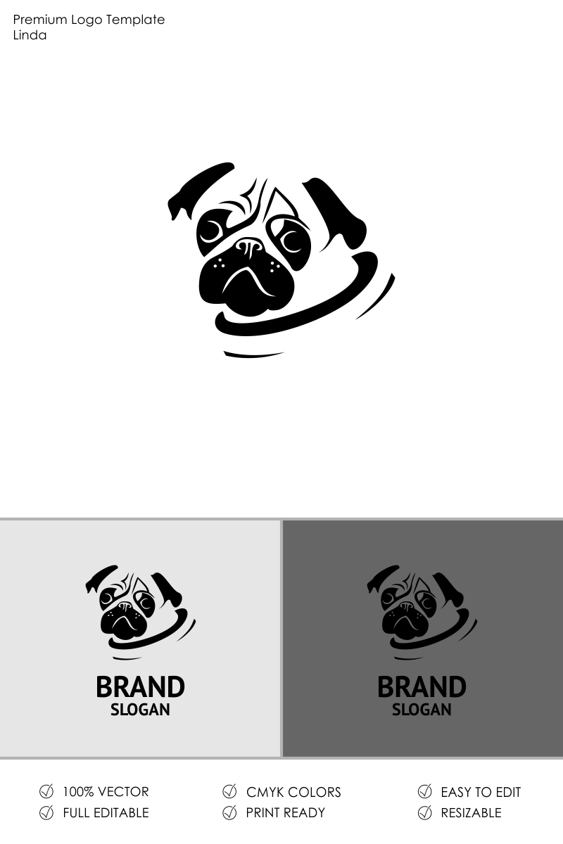 Unique Logo Templates