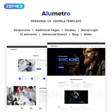 Website Template № 70802