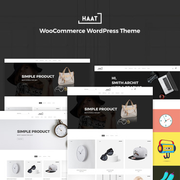Template Modă WooCommerce #70817