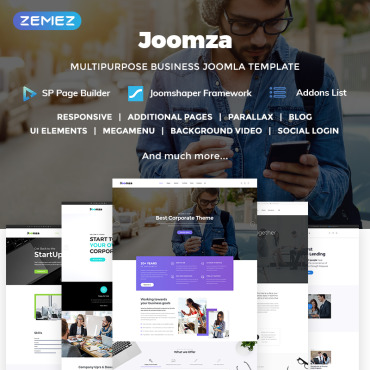 Website Template № 70821