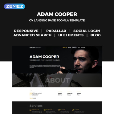 Website Template № 70951