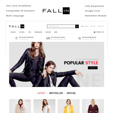 Website Template № 71149