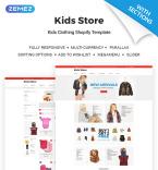 Šablona pro Shopify #71168