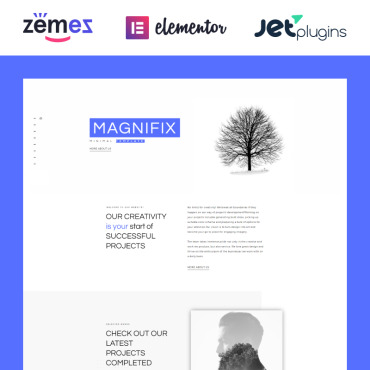 Website Template № 71198