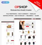 Šablona pro Shopify #71203