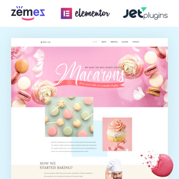 Website Template № 71241