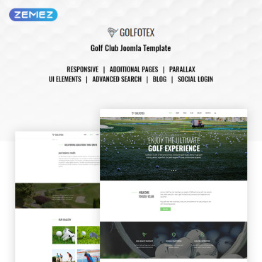 Website Template № 71258