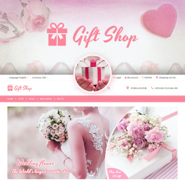 Template WooCommerce #71308