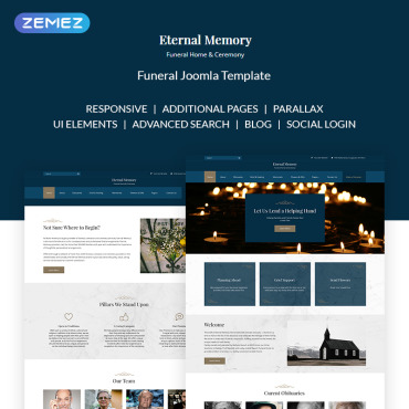Website Template № 71311