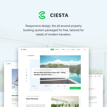 Website Template № 71482