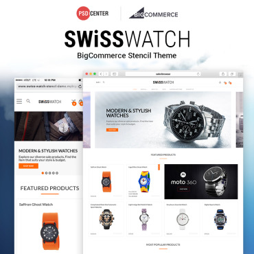 Template Modă BigCommerce Themes #71508
