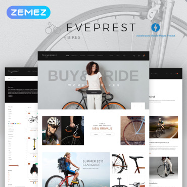 Website Template № 71568