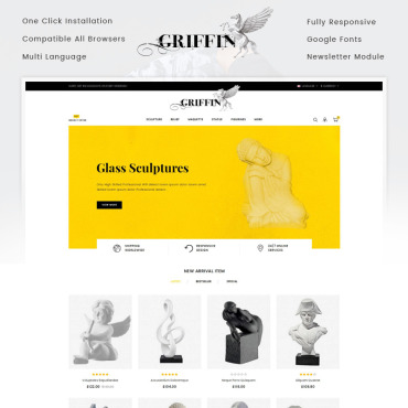 Website Template № 71642