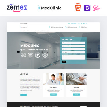 Website Template № 71682