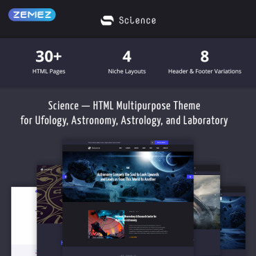 Website Template № 71708