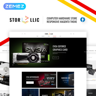 Website Template № 71723