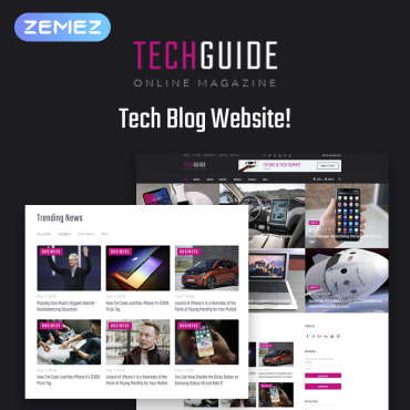 Website Template № 71739